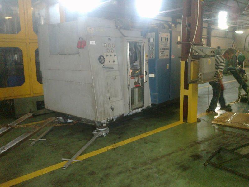 Autoprodukt Relokacja ustawianie Maszyn (2)
