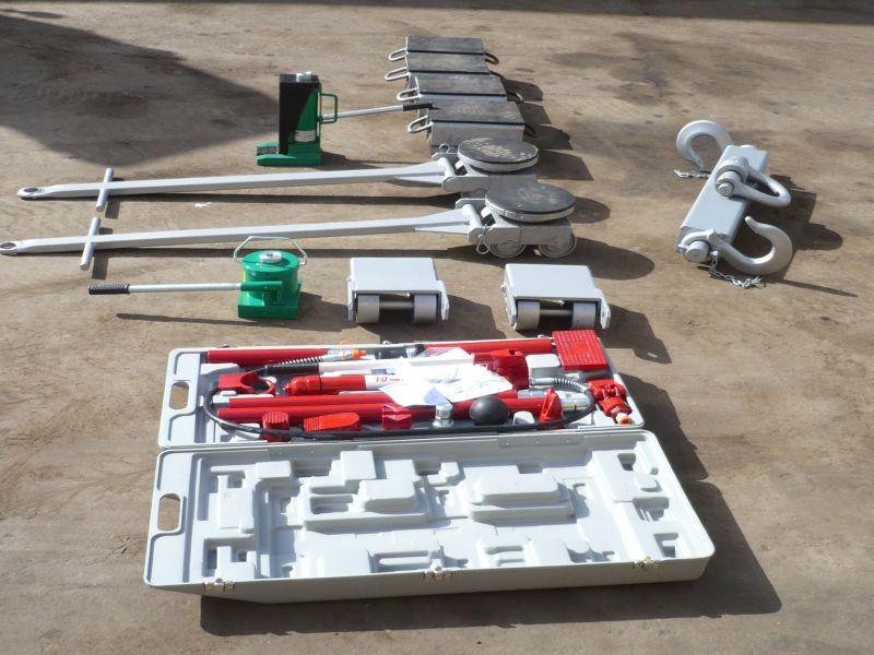 Autoprodukt Relokacja ustawianie Maszyn (3)