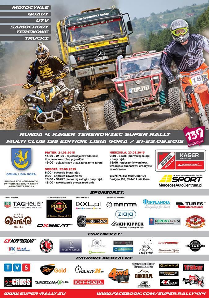 super rally 2015